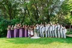 bridal-party-celebrate